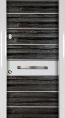 Porte acier blindée - Référence 08
