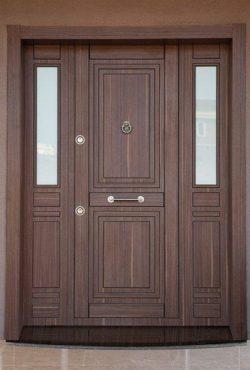 Portes d'Entrée Doubles - Référence 06